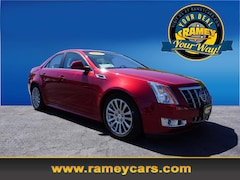 2012 Cadillac CTS 3.6L Performance 3.6L Performance  Sedan