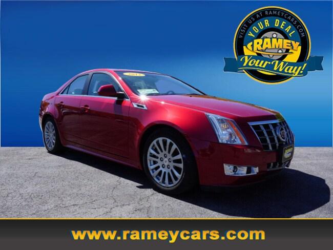 2012 Cadillac CTS 3.6L Performance 3.6L Performance  Sedan