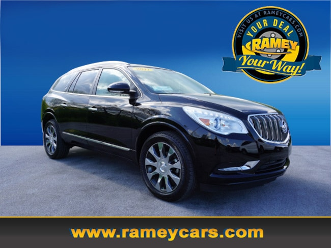 2017 Buick Enclave Leather AWD Leather  Crossover