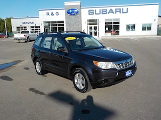 Used 2012 Subaru Forester 2.5X, Remote Start, One Owner SUV JF2SHBBC4CH465179 in Detroit Lakes, MN
