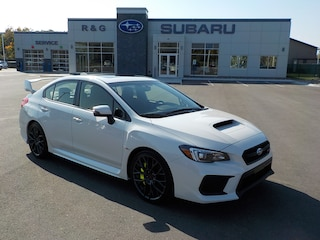 New 2019 Subaru WRX STI Limited Sedan in Detroit Lakes