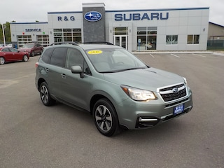 Used 2018 Subaru Forester 2.5 Premium, Remote Start, Locally Owned SUV JF2SJAEL4JH448129 in Detroit Lakes, MN