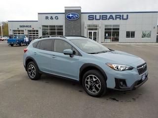 New 2019 Subaru Crosstrek 2.0i Premium SUV in Detroit Lakes