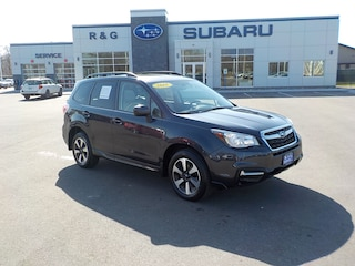 Used 2018 Subaru Forester 2.5 Premium, Low Miles Heated Seats! As Low As 1.9 SUV JF2SJAEC6JH583838 in Detroit Lakes, MN
