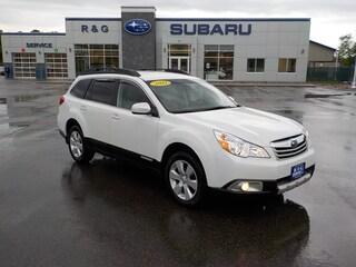 Used 2011 Subaru Outback 2.5i Premium (CVT) SUV 4S4BRCCC3B3409547 in Detroit Lakes, MN