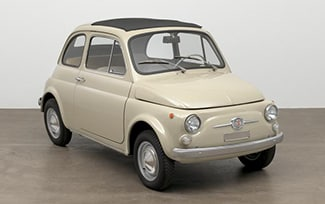 1968 Fiat 500 NJ