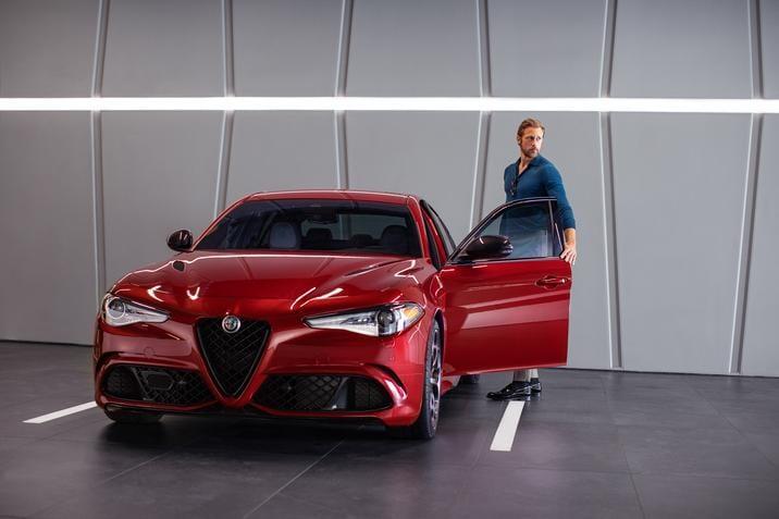 Alexander Skarsga?rd Alfa Romeo Commercial