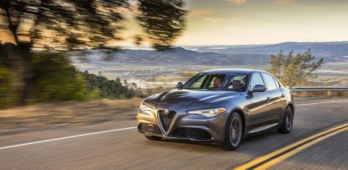 2019 Alfa Romeo Giulia And Giulia Ti Lease Deals Nj