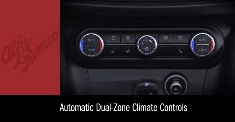 Alfa Romeo Climate Control