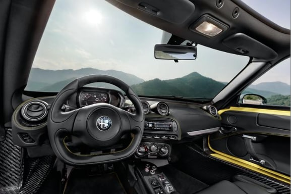 6 Improvements Made To The New 2019 Alfa Romeo 4c Spider