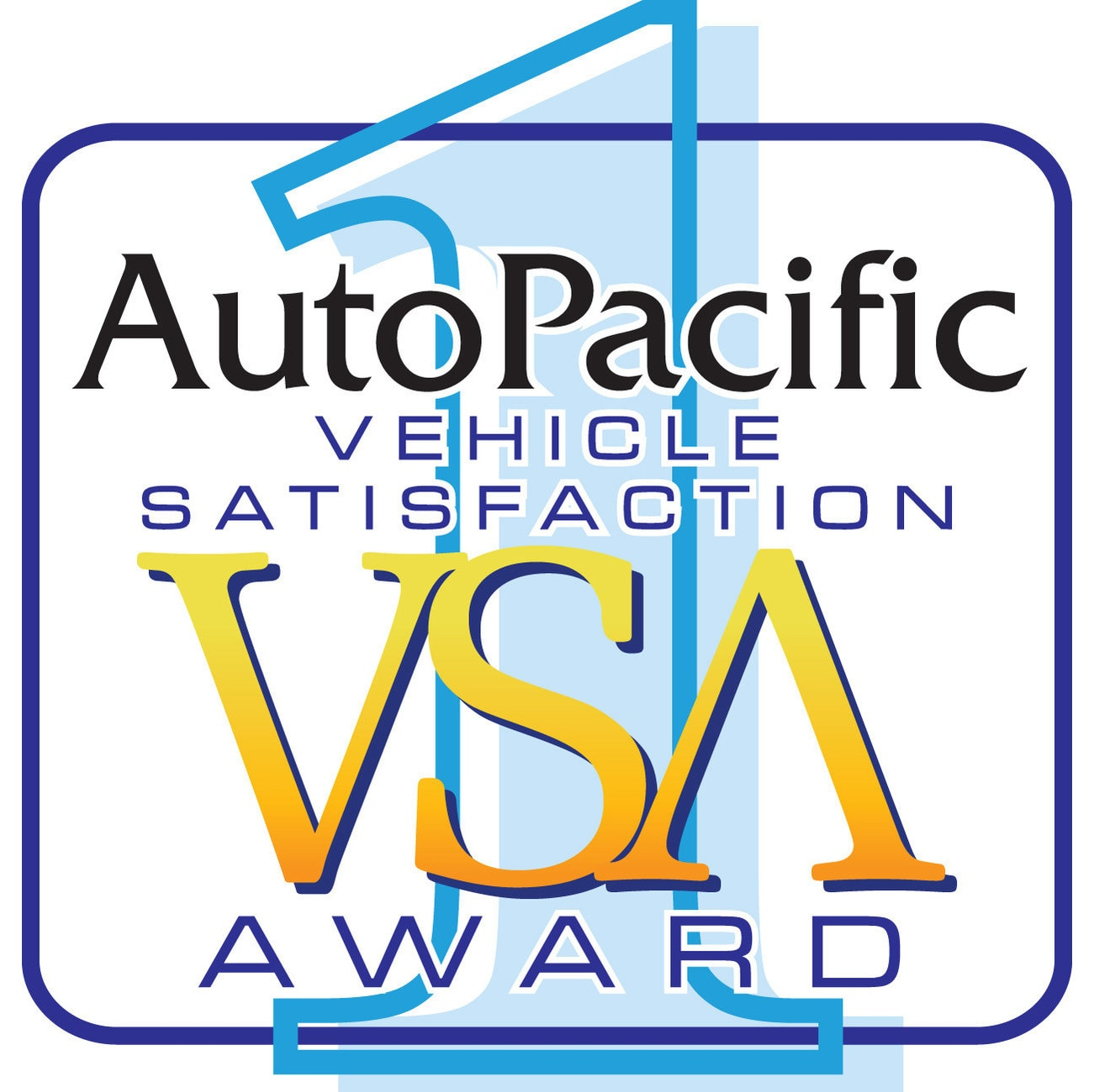 2020 AutoPacific Vehicle Satisfaction Award