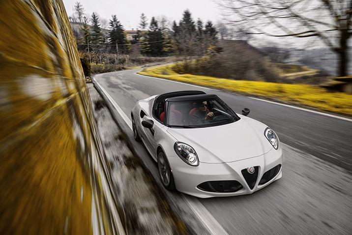 Alfa Romeo C Spider Lease Deals In North New Jersey - Alfa romeo 4c leasing