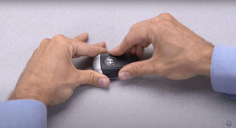 Alfa Romeo Key Fob Battery Replacement