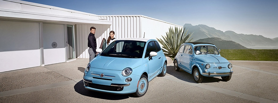 Fiat 500 60 Years of History