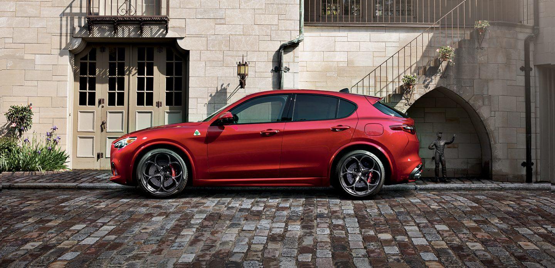 Alfa Romeo Stelvio Quadrifoglio Awards