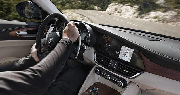 Alfa Romeo Navigation System