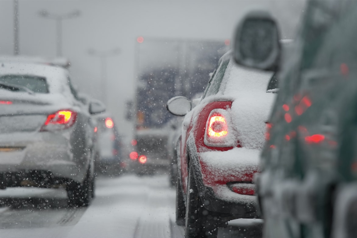 Winter Driving Tips NJ