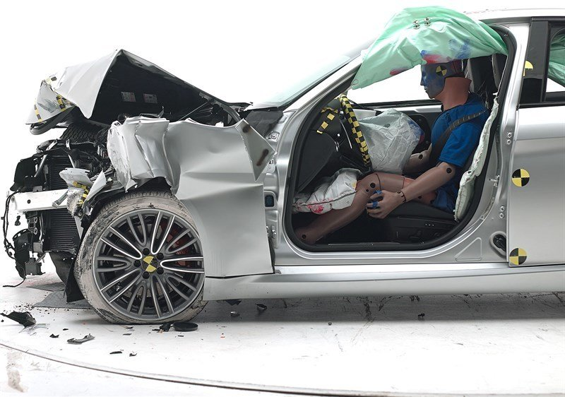Alfa Romeo Giulia Top Safety Pick