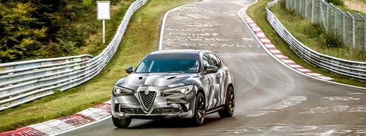 2018 Alfa Romeo Stelvio Quadrifoglio NJ