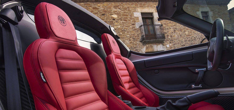 2020 Alfa Romeo 4C Spider Paterson NJ