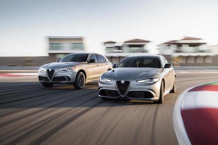 2019 Alfa Romeo Quadrifoglio NRING Exterior