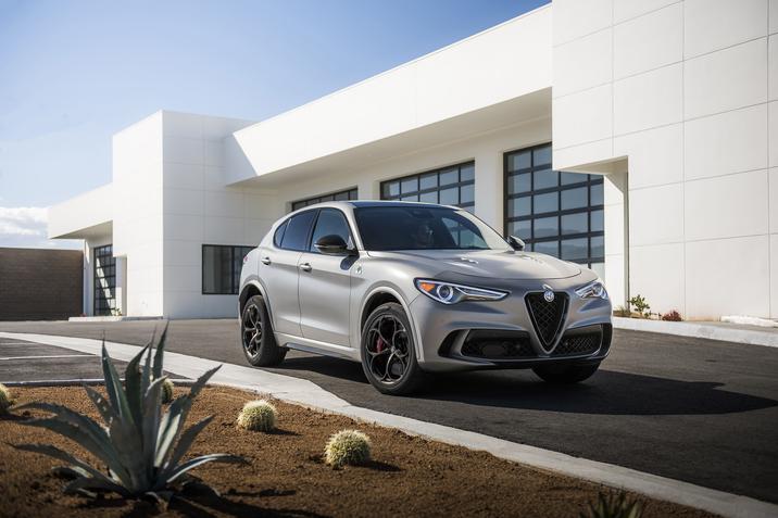 2019 Alfa Romeo Stelvio Quadrifoglio NRING NJ