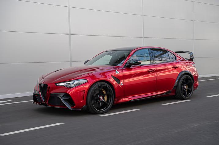Alfa Romeo Giulia GTA NJ