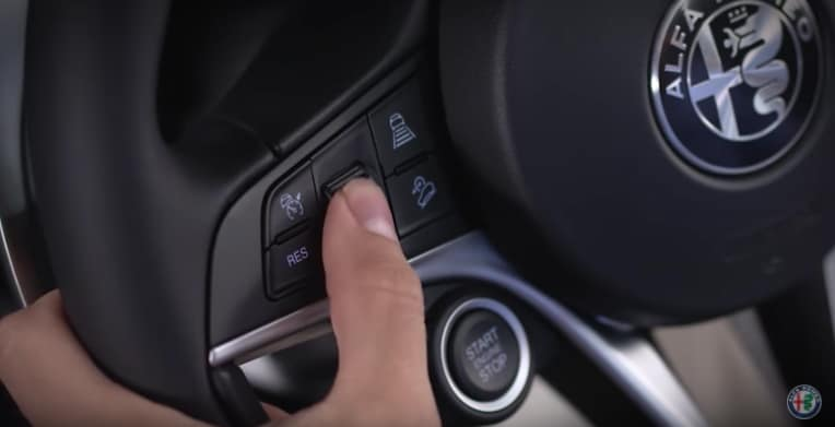 Alfa Romeo Adaptive Cruise Control  How It Makes Your