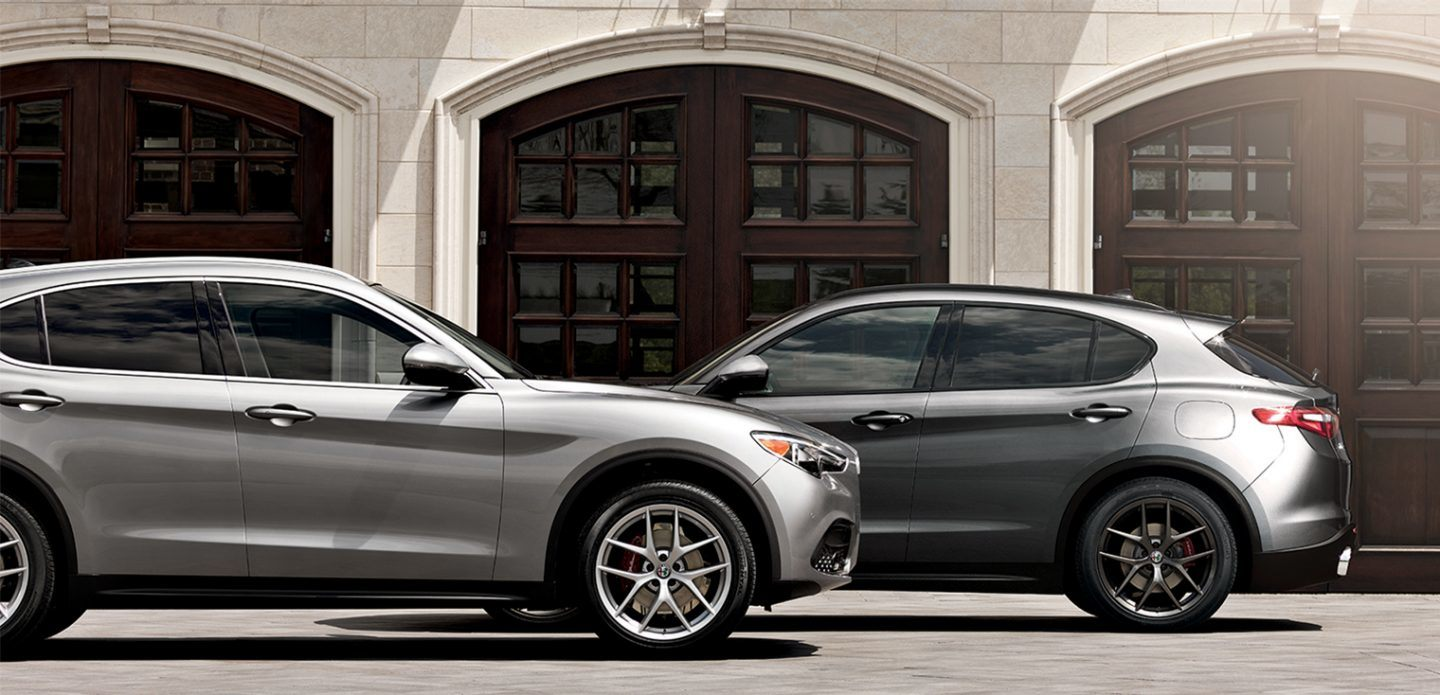 Alfa Romeo Stelvio Awards