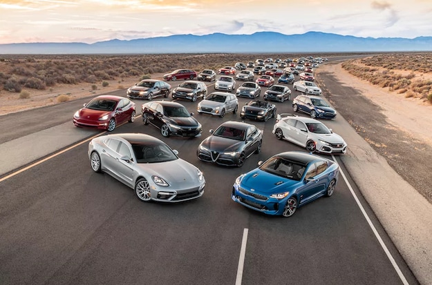 Motor Trend 2018 Car of the Year