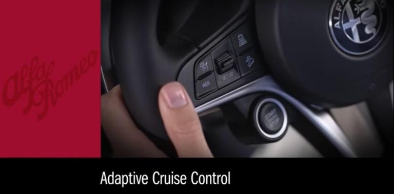 Alfa Romeo Adaptive Cruise Control