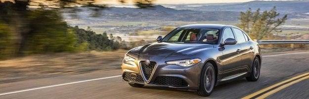 2018 Alfa Romeo Giulia NJ