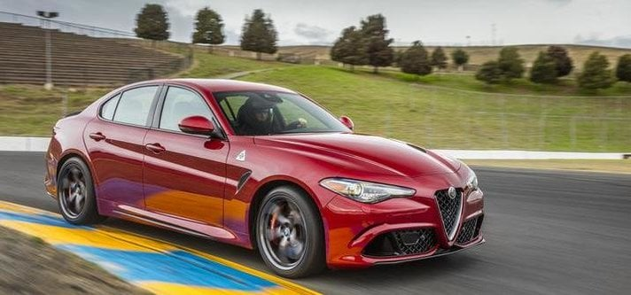 2017 alfa romeo giulia quadrifoglio has arrived to new jersey at