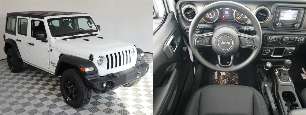 Ramsey Jeep Supports 2019 MMA Raffle By Donating 2 SUV Prize