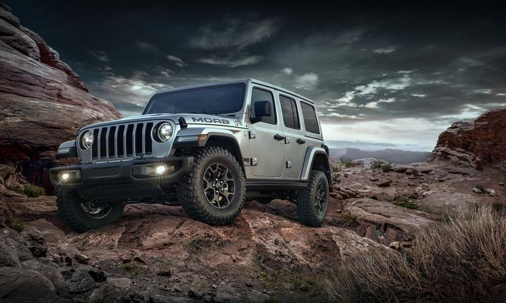 2019 Jeep Wrangler Moab Edition NJ