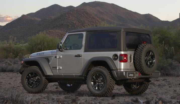 6 Big Improvements Made On The 2020 Jeep Wrangler