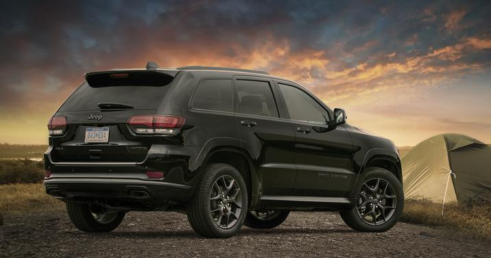 2019 Jeep Grand Cherokee Limited X NJ