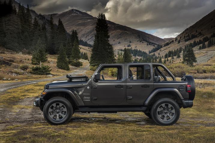 2018 Jeep Wrangler Rockland County NY