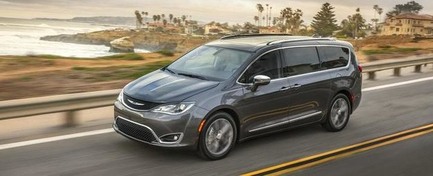 2018 Chrysler Pacifica Bergen County NJ