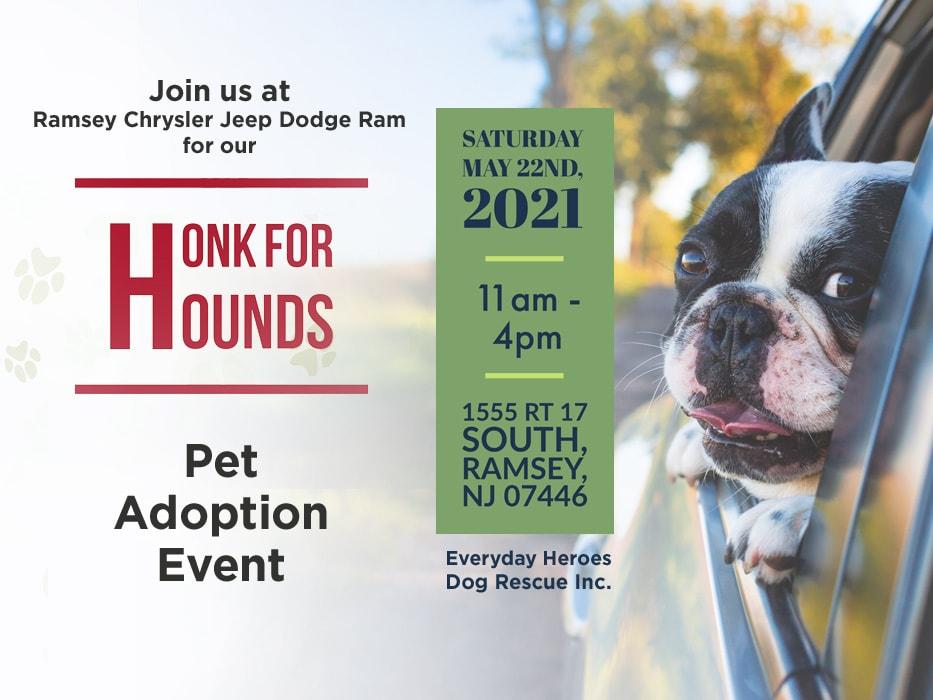 Everyday Heroes Dog Rescue Pet Adoption Event