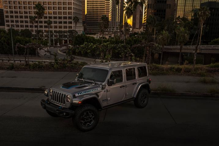 2021 Jeep Wrangler 4xe Paramus NJ