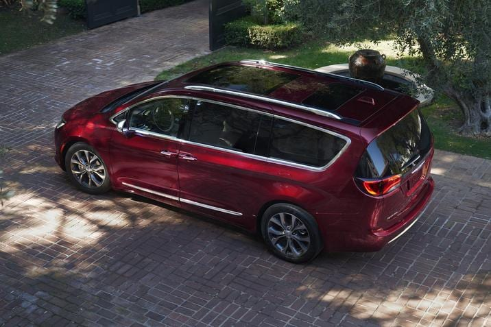 2018 Chrysler Pacifica Rockland County NY.