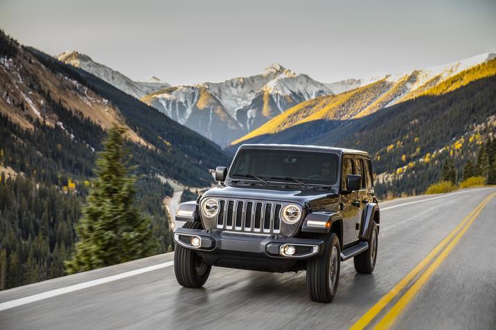 2020 Jeep Wrangler Paramus NJ