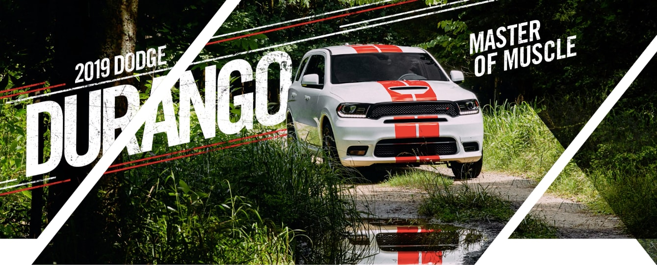 2019 Dodge Durango Paramus NJ