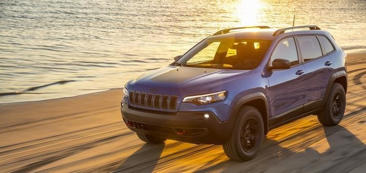 2019 Jeep Cherokee Bergen County NJ