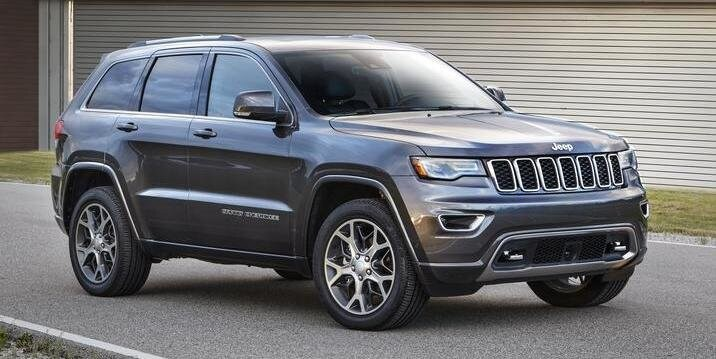 2018 Jeep Grand Cherokee Sterling Edition NJ
