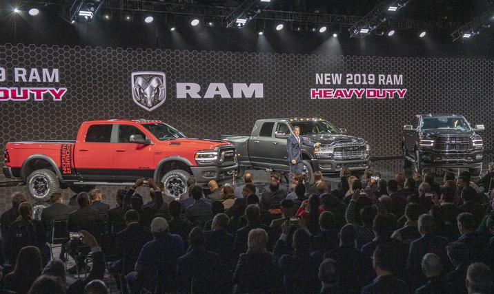 2019 Ram Heavy Duty Bergen County NJ