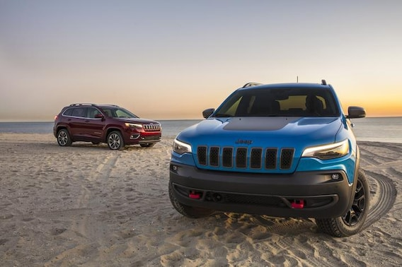2021 Jeep Cherokee Financing Lease Deals Nj