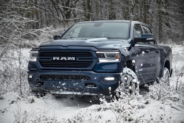 2019 Ram 1500 North Edition NJ