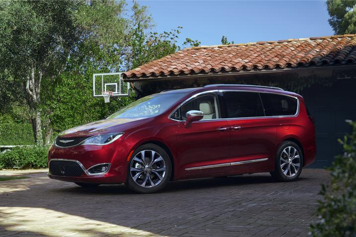 2019 Chrysler Pacifica Rockland County NY